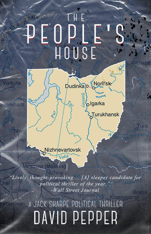 The People's House Book Cover